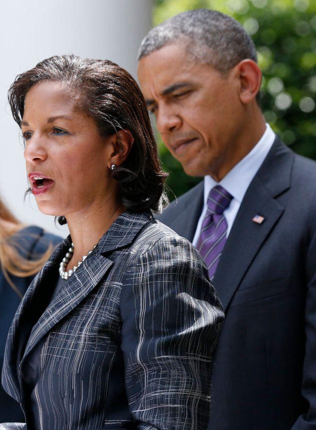 L'ancienne conseillère à la sécurité nationale d'Obama, Susan Rice, rejoint