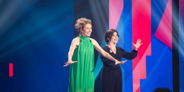 Édith Cochrane et Guylaine Tremblay animeront de nouveau le gala Québec