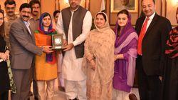 Malala Yousafzaï est de retour au