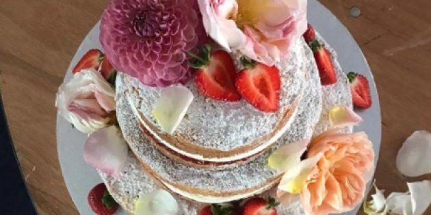 Un Gâteau Bio Pour Le Mariage Du Prince Harry Et De Meghan