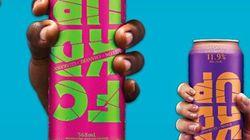 La boisson FCKD UP est toujours disponible dans certains