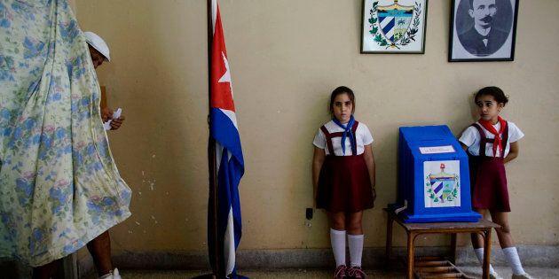 Élection présidentielle à Cuba en 2018 après soixante ans de pouvoir