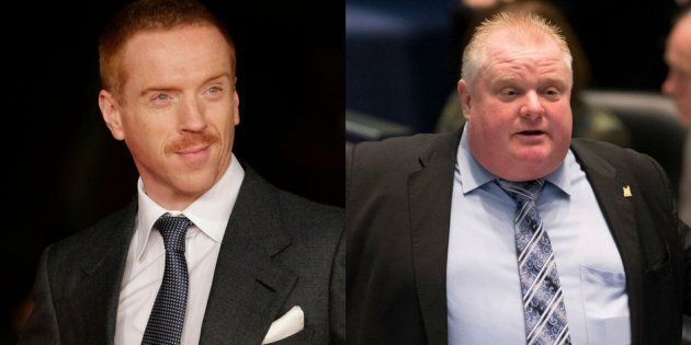 Damian Lewis jouera Rob Ford dans le film «Run This