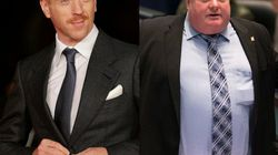 Damian Lewis jouera Rob Ford au grand