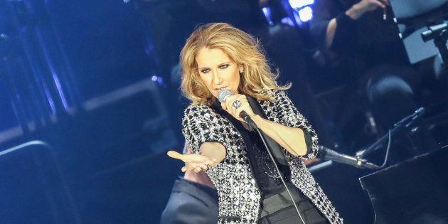 Céline Dion forcée d'annuler ses spectacles jusqu'à la fin