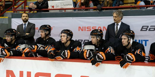 Une première bande-annonce pour la nouvelle série de hockey «Demain des