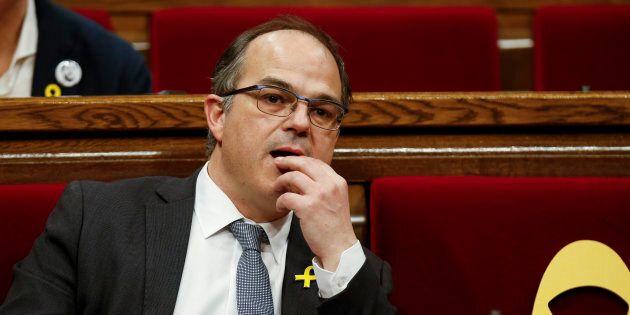 Le candidat indépendantiste, Jordi Turull, ne parvient pas à se faire élire président de