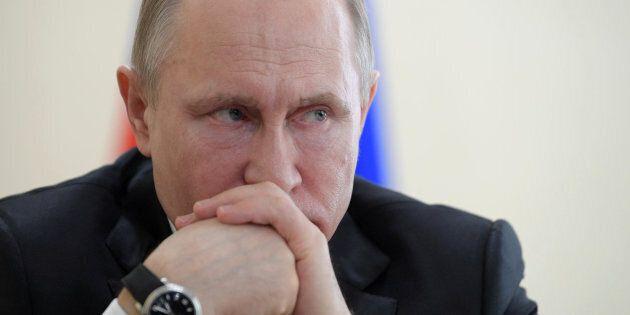 Poutine est au pouvoir depuis 17