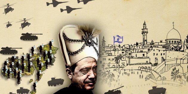 Une « Armée de l'islam »: le complot d'Erdogan contre