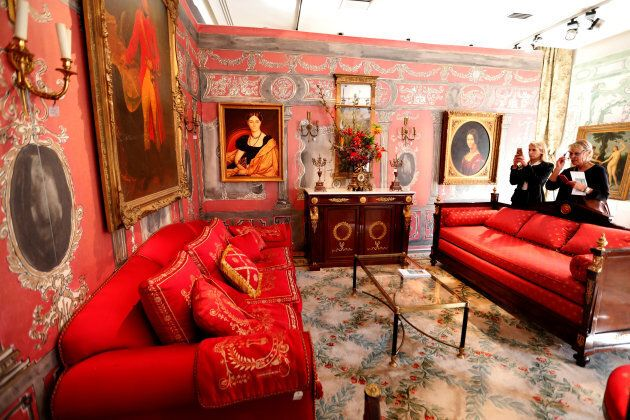 Des meubles de la suite
