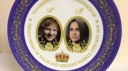 Ed Sheeran et Meghan Markle vont se marier... selon le magasin