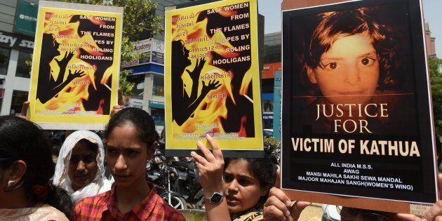 L'Inde sous le choc après le viol en groupe et le meurtre d'une fillette musulmane de huit