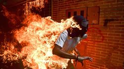 «J'ai juste vu une boule de feu»: l'histoire derrière le premier prix au World Press