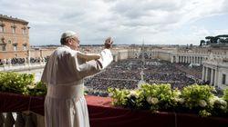 Le pape veut que cesse «l'extermination» en