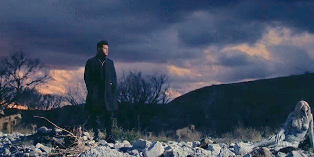 The Weeknd dévoile le vidéoclip de «Call Out My