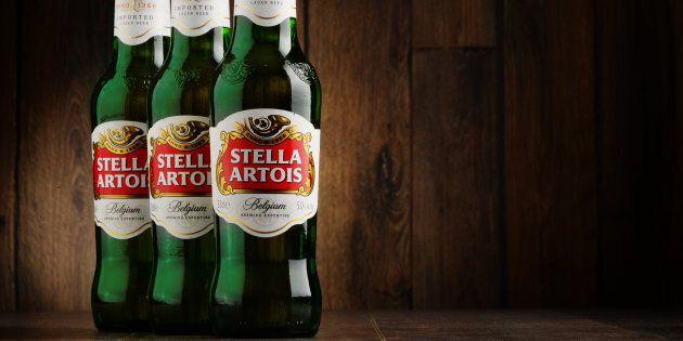 Stella Artois procède à un rappel préventif de certaines