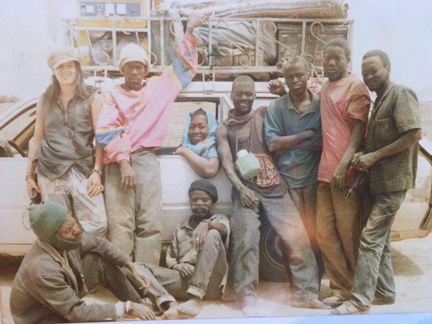 Le taxi brousse au Mali