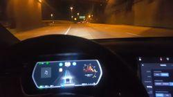 Accident mortel causé par une Tesla en AutoPilot: ce qui s'est probablement