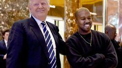 Kanye West déclare son amour pour son «frère» Donald Trump, qui le