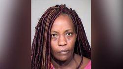 Une femme arrêtée pour avoir utilisé un pistolet électrique sur son