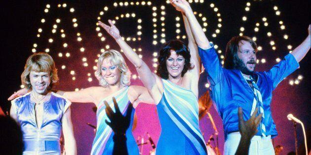 ABBA a enregistré deux nouvelles