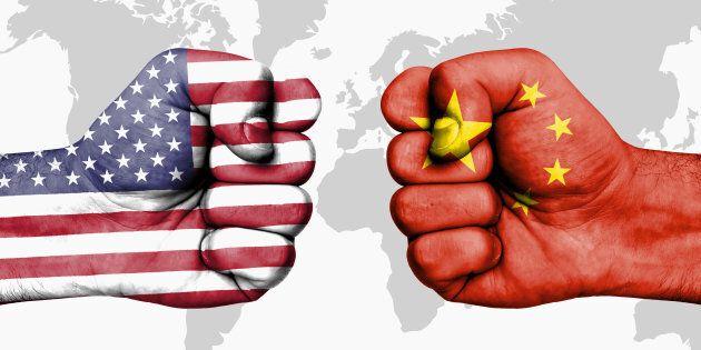 La Chine réplique à Trump avec des droits de douane sur les importations