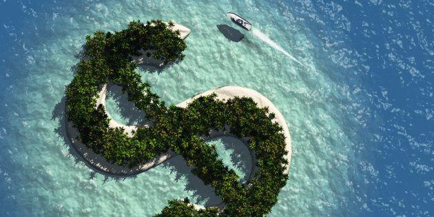 Les paradis fiscaux et l'inaction suspecte des libéraux