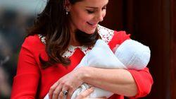 Il y a quelque chose d'effrayant dans la photo de Kate Middleton présentant son