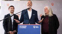 BLOGUE Un autre trou dans le réservoir de crédibilité de Québec