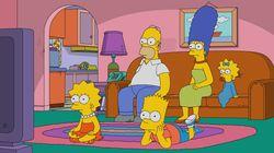 En pleine polémique, «Les Simpson» battent un