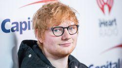 Ed Sheeran devient mannequin (ben non, c'est une