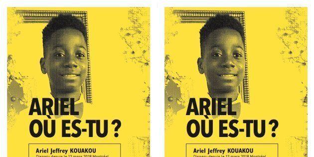 Enfants-Retour espère encore retrouver Ariel Jeffrey