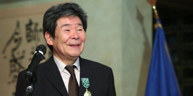 Mort à 82 ans du réalisateur de films d'animation Isao
