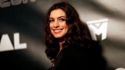 Anne Hathaway décourage les commentaires sur son