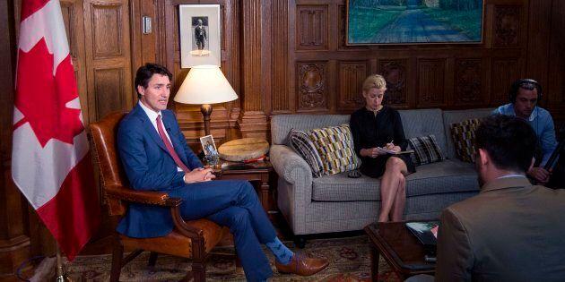 G7 de Charlevoix: Justin Trudeau veut parler de l'éducation des