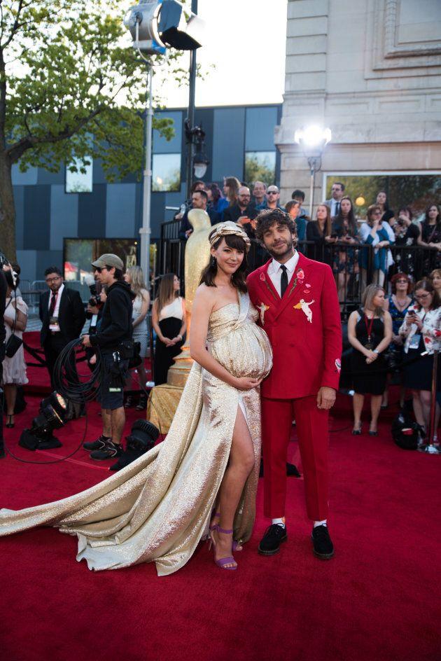 Gala Artis 2018: Vanessa Pilon et Alex Nevsky fabuleusement