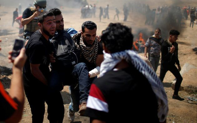 Ouverture de l'ambassade américaine à Jérusalem: des dizaines de Palestiniens tués à