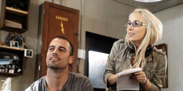 Mariloup Wolfe souligne la fin d'«Hubert et Fanny» de belle