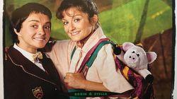 France Chevrette de «Robin et Stella» est