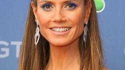 Heidi Klum adopte la mode selfie sans