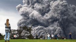Risque imminent d'une autre éruption à