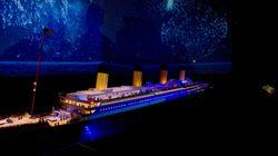 Un enfant autiste a créé la plus grande réplique du Titanic au monde en