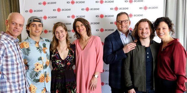 Paul Doucet et Hélène Florent tournent en Acadie pour
