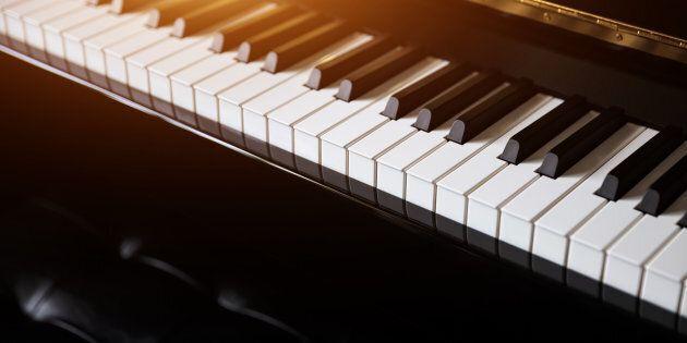 Piano and piano
