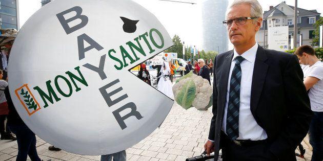 Les États-Unis imposent des conditions au rachat de Monsanto par