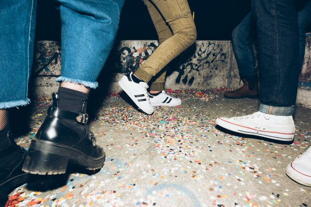 Oui, vos sneakers peuvent redevenir