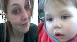 Audrey Gagnon, arrêtée pour le meurtre de sa fille Rosalie, a quitté