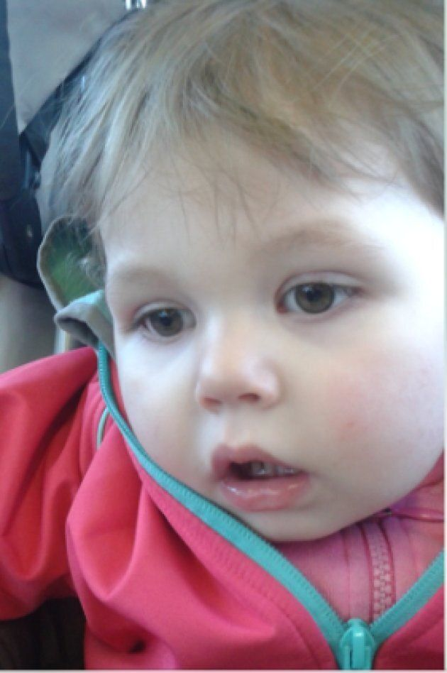 La petite Rosalie Gagnon, 2