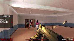 Un controversé jeu vidéo avec un tireur dans une école est