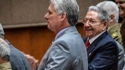 Miguel Diaz-Canel officiellement élu président de